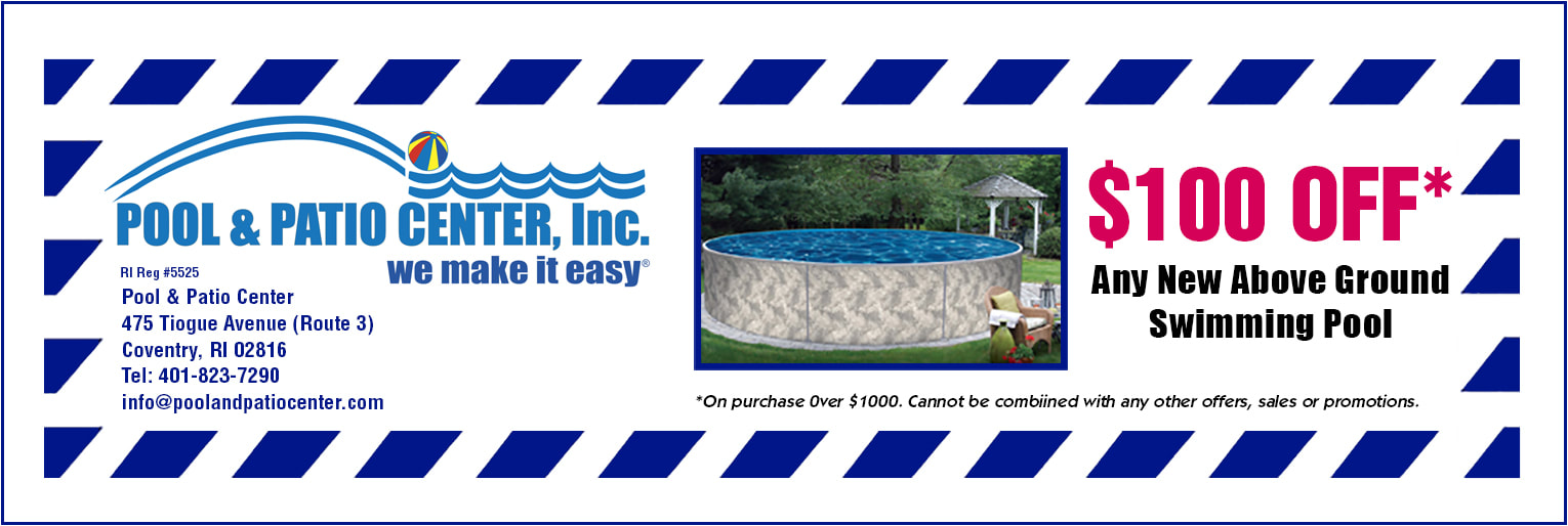 Since 1986 Pool u0026 Patio Center has been The Most Trusted Name in Pools u0026 Spas™ providing Rhode Island with high quality above ground pools and service.  sc 1 st  Pool u0026 Patio Center & above-ground - Pool u0026 Patio Center