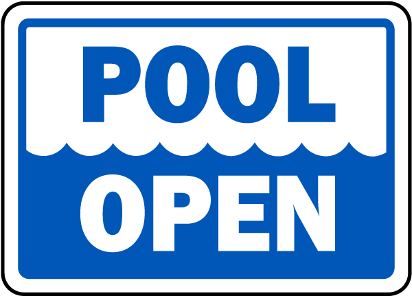 Pool Openings at Pool & Patio Center