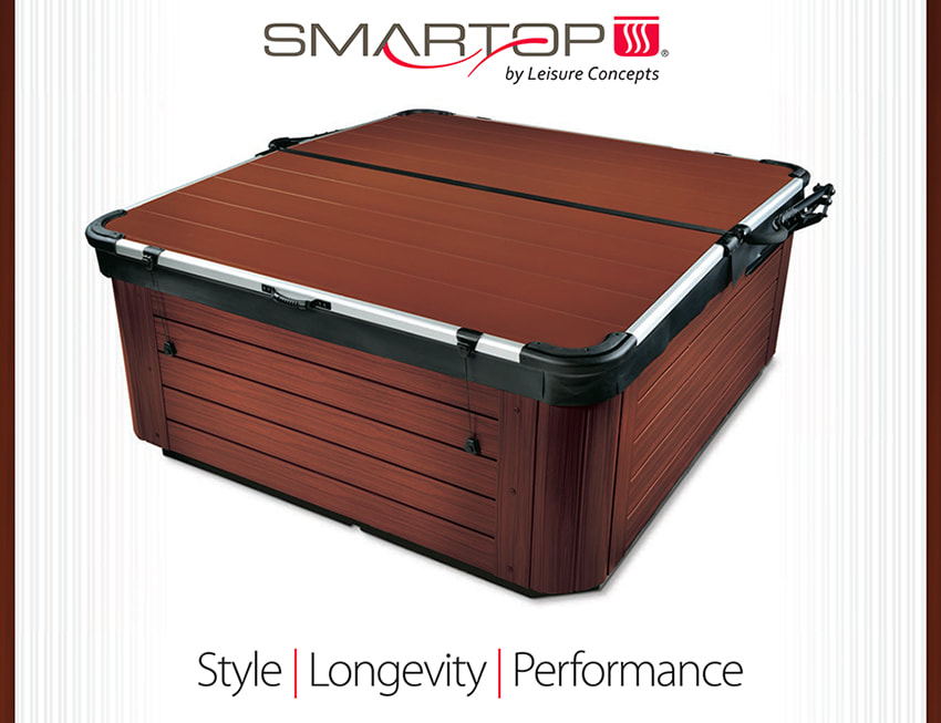Smarttop Spa System at Pool & Patio Center